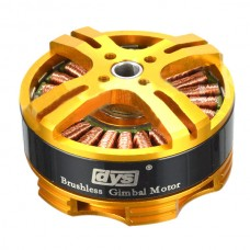 Gimbal Brushless Motor BGM4108-130HS 24N22P 46*25MM