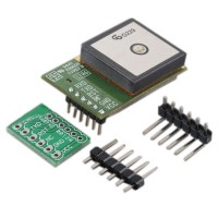 Skylab GPS Module MT3329 SKM53 with Embedded GPS Antenna Arduino Compatible
