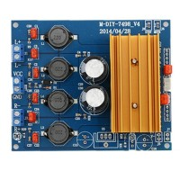 Bluetooth CSR4.0 Amplifier Board Audio Receiving Amp TDA7492P 25W+25W Digital Amp Board