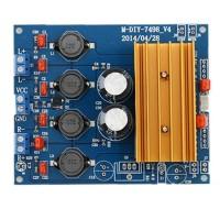 Bluetooth CSR4.0 Amplifier Board Audio Receiving Amp TDA7492P 25W+25W Digital Amp Board