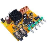 160WX2 High Definition Digital Karaoke Preamp TDA7498E+M65831 Power Amplifier