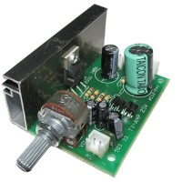 TDA2030 AC Dual 12-24V 60W High Fidelity Fever Home No Noise Soundbox  Amplifier Assembled Board