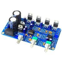 Taiwan UTC TDA2030L 2.1 Amplifier Assembled Board Bass Low Pitch PC Amp