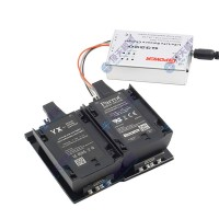 Parrot bebop drone3.0 Battery Expansion Board + Charger for Multicopter FPV Photography