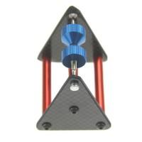 Carbon Fiber Propeller Balancer Magnetic Suspension for Quadcopter FPV Photography