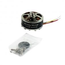 Crazy Motor 3508 KV400 Large Power Brushless Motor Disc for Quadcopter Multicopter FPV Photography