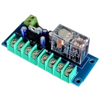 Assembled Latest UPC1237 Amplifier Speaker Protection Board Japan Omron Relay