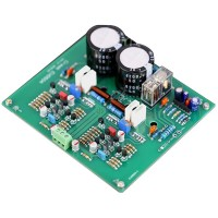 Assembled 55W Stereo Audio Integrated Amplifier Kit Base on CREEK EVO50A