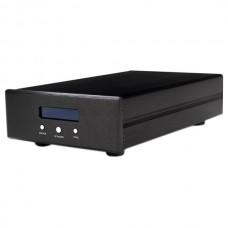 GUSTARD DAC-X9 XMOS DSD Decoder USB Balanced Analog Double Parallel WM8741 Silver/Black