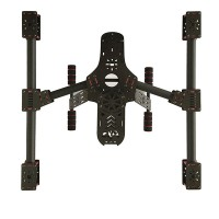 DA-500 Little Inspire Carbon Fiber Alien Multicopter 500mm Quadcopter Frame Kit