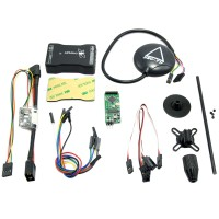 Mini APM Pro Flight Control Opensource Hardware with Neo-7N GPS & Power Module & Mini OSD for Multicopter Aircraft