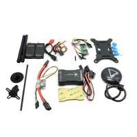 Mini APM Pro Flight Control Opensource Hardware with 433Mhz Telemetry & 7N GPS & PM & OSD for Multicopter Aircraft