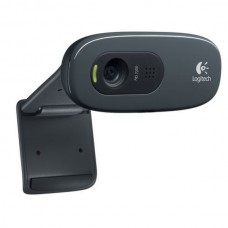 C270 Logitech HD Vid 720P Webcam With MIC Microphone Video Calling For Android TV
