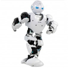 Air RoBo Biped Humanoid Smart Robot 16DOF for Children Toy w/ Remote Controller