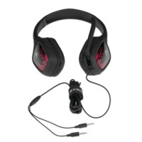 Logitech G130 3.5mm Gaming Headset Headphone Microphone Stereo Full-size Ear-Cup