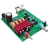 Preamp Electronic Three Frequency Board Three Divider Can Change Frequency Point Adjustment