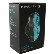 Logitech G602 Programmable Controls Switching Wireless Gaming Mouse for PC Mac