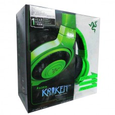 Razer Kraken Pro Analog Music&Gaming Headset Audio Headphone w Mic for PC Black