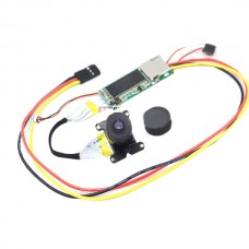 PZ-2 HD 720P Mini Camera for Multicopter FPV Photography AV Output