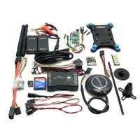 32bit Mini Pixhawk V2.4.6 Flight Control with M8N GPS & 433Mhz Telemetry/OSD/LED/PPM/PM/I2C for FPV Mulicopter