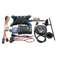 32bit Mini Pixhawk V2.4.6 Flight Control Hardware with NEO-M8N GPS & Card & PM & I2C & Shock Absorber for FPV Mulicopter