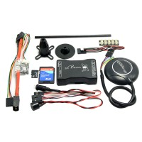 Mini Pixhawk Flight Control 32bit Pixhawk2.4.6 Hardware with Ublox M8N GPS & Card & PM & I2C  for FPV Mulicopter