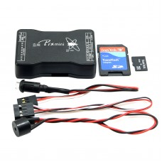 Mini Pixhawk Flight Control 32bit ARM Cortex M4 Pixhawk2.4.6 Hardware with TF 8G Card for Mulicopter FPV Photography
