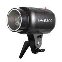 Godox E300 110/220V Photography Studio Strobe Flash Light Wireless Control Port