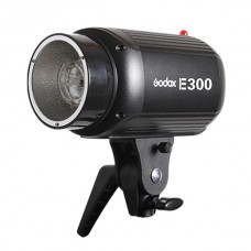 Godox E300 110/220V Photography Studio Strobe Flash Light Wireless Control Port