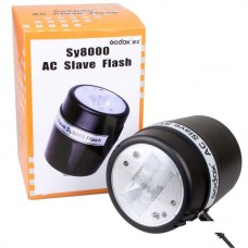 Godox Sy8000 Photo Studio Strobe Light AC Slave Flash Bulb E27 110V-220V