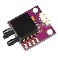 CJMCU-7007 Airspeed Meter Wind Speed Sensor Breakout Board MPXV7007DP Module