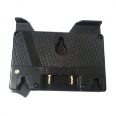 Comer Battery Plate Adapter Plate for V- Shoe & A- Shoe Mount Battery