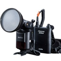 GODOX AD-360 360W External Portable Flash Light Speedlite +PB960 Lithium Battery