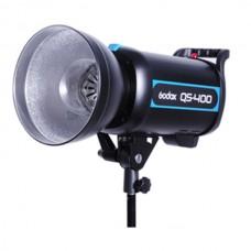 Godox QS400 400WS Smart Photography Strobe Flash Studio Light Lamp Head 110/220V