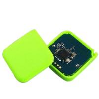 GhostyuBeacon Model iBc41 Green iBeacon Micro-letter Shake Base Perimeter