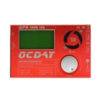 OCDAY Multifunctional Car Model Lipo Battery 160W16A DP6 1-6S 220W 16A Balance Charger