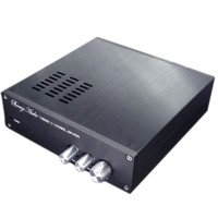 300WX2 150WX1 TAS5630 2.1 Sound Channel D Type Digital Amplifier Assembled Board Subwoofer w/ Aluminum Shell