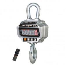 OCS-T 3T Economical Crane Scale Aluminum Case w/ LCD Display