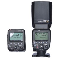 YONGNUO YN600EX-RT 2.4G Wireless HSS 1/8000s Master Flash Speedlite for Canon Radio Trigger System as 600EX-RT