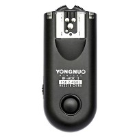 Yongnuo RF-603II RF-603 II Flash Trigger for Nikon D5100 D3100 D3000 D600 D90
