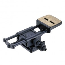 Velbon Light weight Super Mag Slider Magnesium Alloy 2 Way Focusing Adjuster