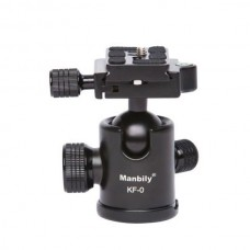 MANBILY KF-0 Tripod Heads Universal Camera Ball Head for Canon Eos Nikon DSLR