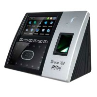 "4.3"" ZKsoftware iface702 Facial Recognition Fingerprint Clock Access Control"