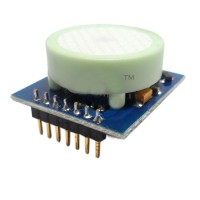 Formaldehyde HCHO Small High-precision Gas Sensor Module Serial Output Electrochemical Type