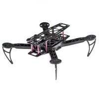 KK260 Plastic QAV Quadcopter Frame Only for FPV Photography w/ Expand Board