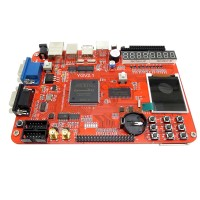 FPGA Development Board EP2C8 ALTERA FPGA/NIOS II EP2C8Q208C8 w/ USB