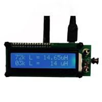 AideTek ESR01 ESR LCR Meter ohm Capacitance 0.01-20Ω 0-60uH Inductance 72K 3Khz