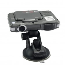 Muti Russian 3in1 Car DVR Recorder/Radar Laser Speed Detector/GPS Track Recorder