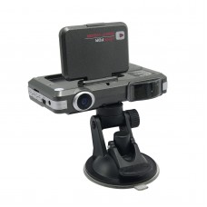 New Car Video Recorder/Radar Laser Speed Detector Recorder Universal 2in1 DVR/Camera