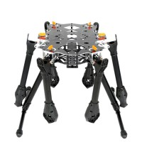 X-CAM Kongcopter FH800 Folding Hexacopter UAV Drone 25mm Tube FPV Aircraft w/ Landing Gear